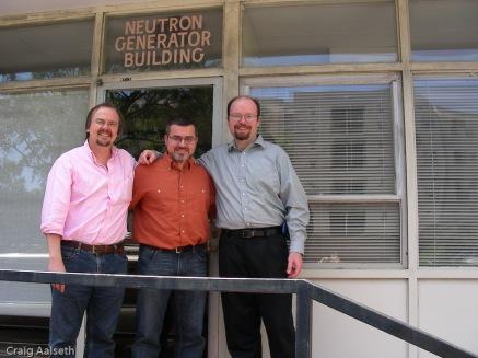 Carlos, Juan, and Craig